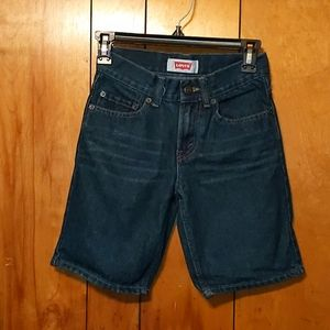 Boy's Levi's Denim Short